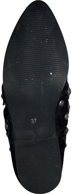 Zwarte NIKKIE Enkellaarsjes MERLE BOOTS - large