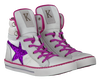 Witte KANJERS Sneakers 7832  - small