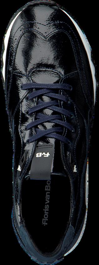 Blauwe FLORIS VAN BOMMEL Lage sneakers 85287  - larger
