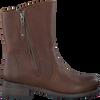 Bruine BLACKSTONE Lange laarzen KL88  - small