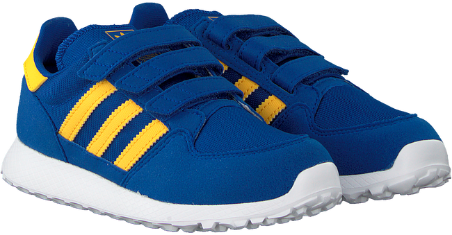 Blauwe ADIDAS Sneakers FOREST GROVE CF C  - large