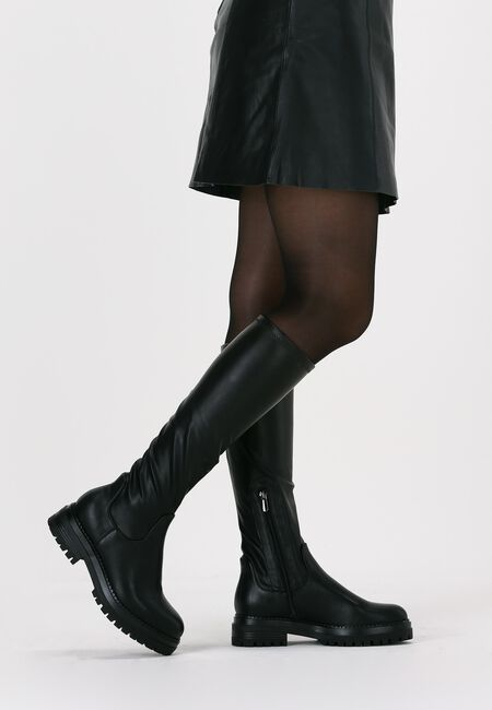 Zwarte OMODA Hoge laarzen C0358  - large