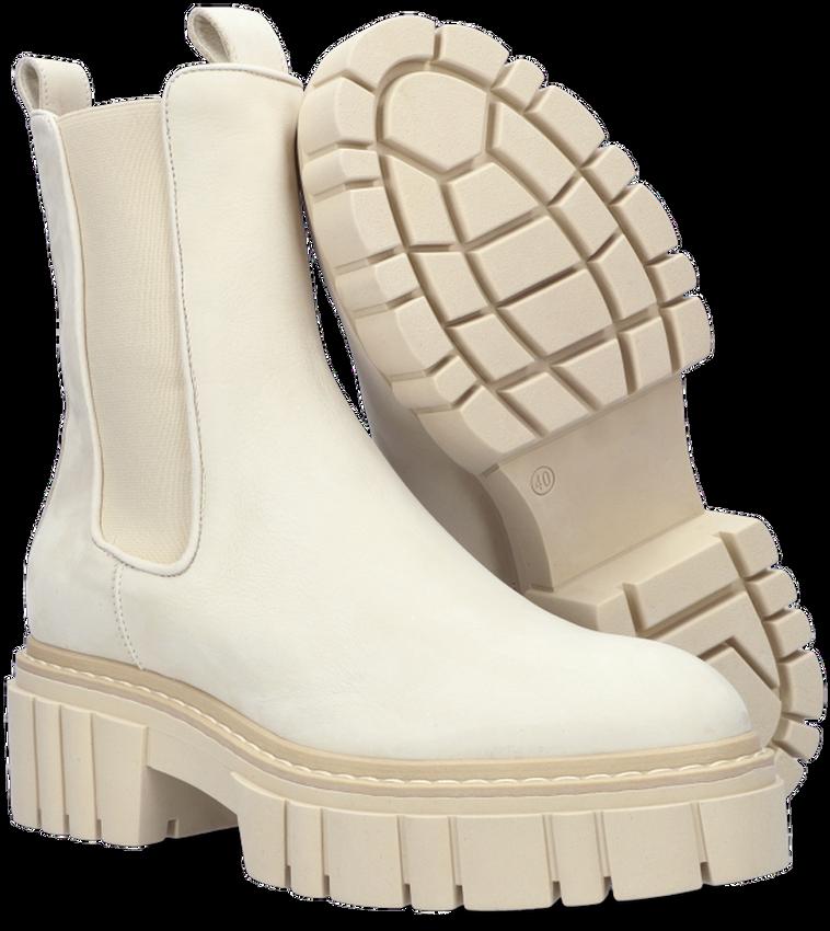 Beige NOTRE-V Chelsea boots 03-432  - larger