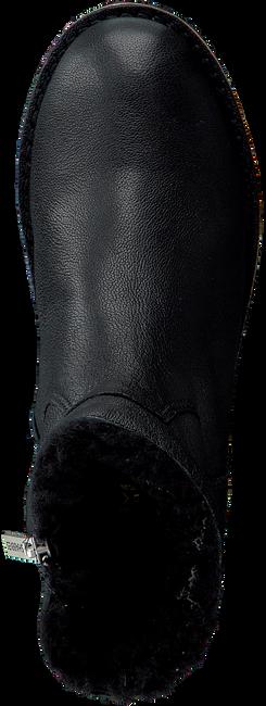 Zwarte SHABBIES Enkellaarsjes 181020130 - large