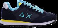 Blauwe SUN68 Lage sneakers TOM SOLID NYLON MEN  - medium