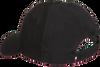 Zwarte TOMMY HILFIGER Pet SIGNATURE CAP  - small