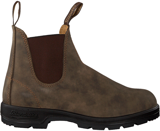 Bruine BLUNDSTONE Chelsea boots CLASSIC DAMES  - large