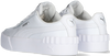 Witte PUMA Lage sneakers CARINA LIFT TW  - small