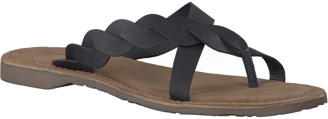 Zwarte LAZAMANI Slippers 75.283  - large