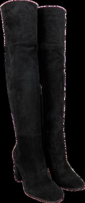 Zwarte NOTRE-V Overknee laarzen AH98  - large