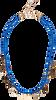 Blauwe LE BIG Ketting NIGELLA NECKLACE  - small