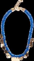 Blauwe LE BIG Ketting NIGELLA NECKLACE  - medium