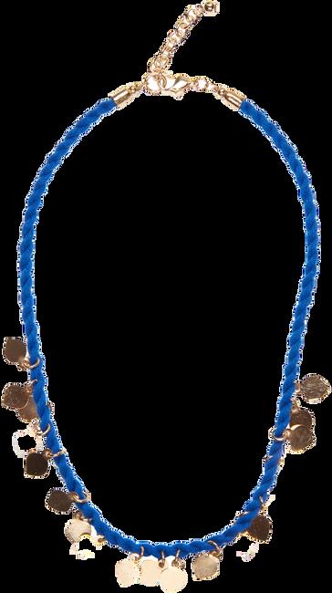 Blauwe LE BIG Ketting NIGELLA NECKLACE  - large