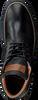 Zwarte CYCLEUR DE LUXE Enkelboots LISSABON  - small