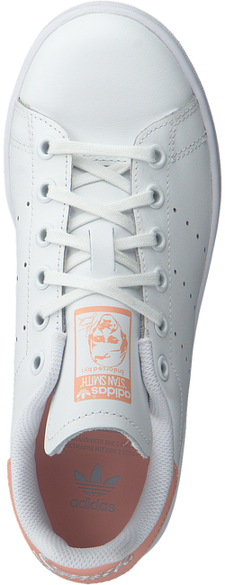 Witte ADIDAS Lage sneakers STAN SMITH J  - large
