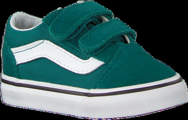 Groene VANS Sneakers OLD SKOOL V TD - large