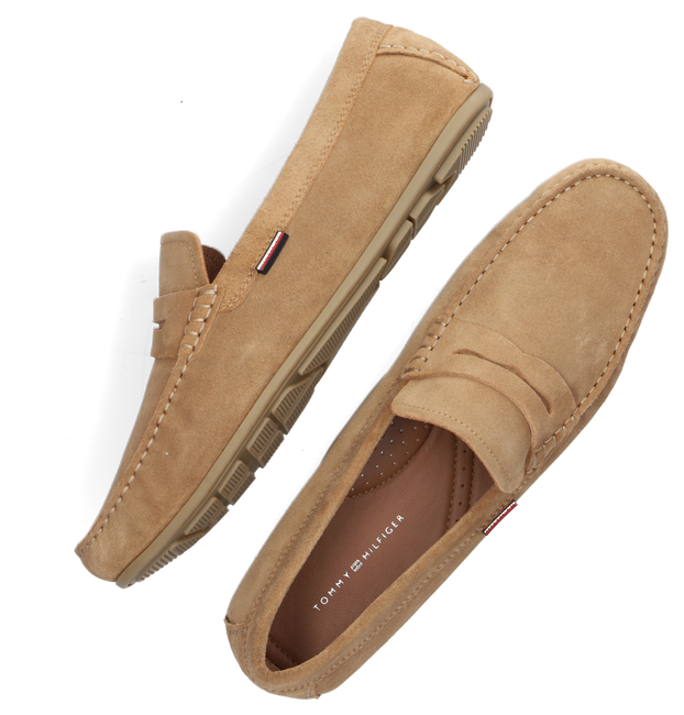 Camel TOMMY HILFIGER Loafers CLASSIC PENNY LOAFER - large