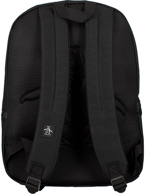 Zwarte ORIGINAL PENGUIN Rugtas SNARES BACKPACK - large