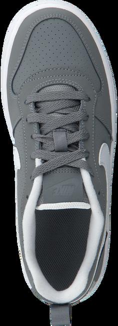 Grijze NIKE Sneakers COURT BOROUGH LOW (KIDS) - large