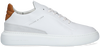 Witte CYCLEUR DE LUXE Lage sneakers GREENLAND - small