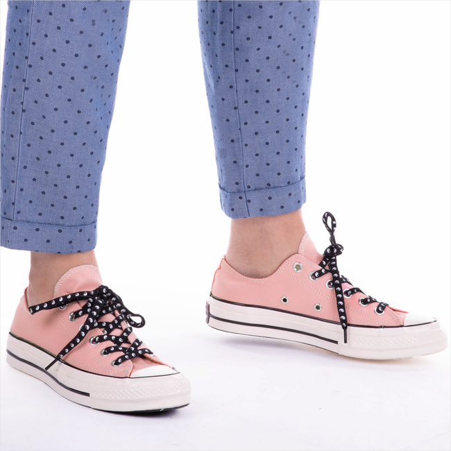 Roze CONVERSE Sneakers CHUCK TAYLOR ALL STAR 70 OX  - large