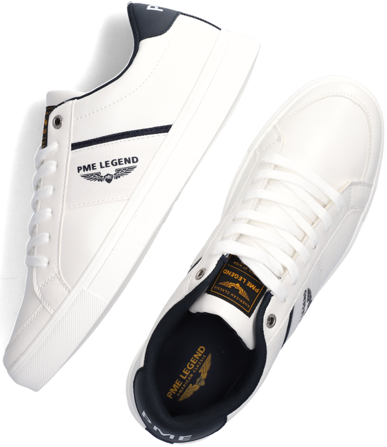 Witte PME Lage sneakers ECLIPSE  - large