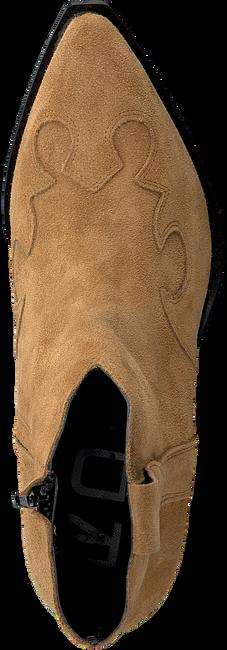 Cognac ROBERTO D'ANGELO Cowboylaarzen CX03 - large