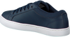 Blauwe LACOSTE Sneakers STRAIGHTSET LACE 118 1 CAC  - small