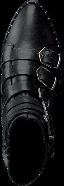 Zwarte OMODAXMANON Enkellaarsjes AD245  - large