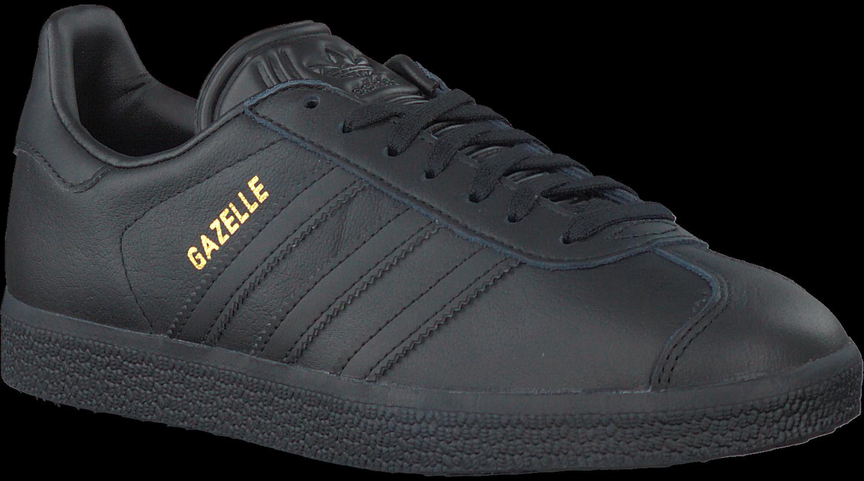adidas gazelle dames wit zwart