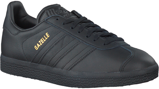 Zwarte ADIDAS Sneakers GAZELLE DAMES  - large