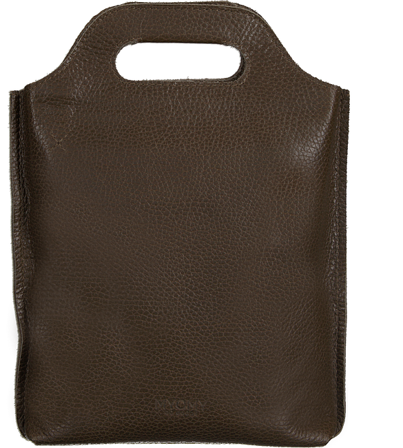Taupe MYOMY Handtas CARRY BAGGY - large
