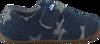 Blauwe LIVING KITZBUHEL Pantoffels 2856  - small