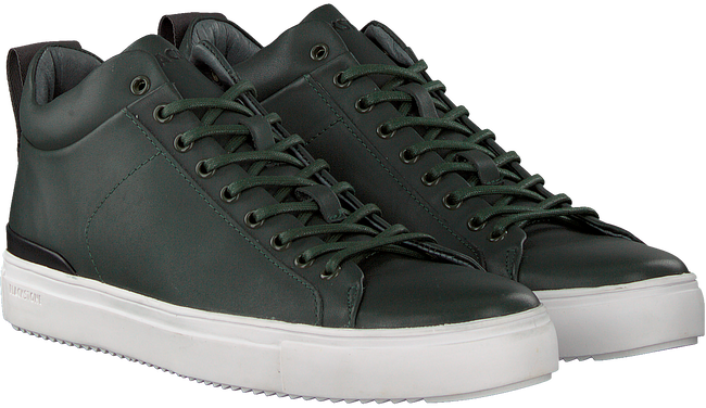 Groene BLACKSTONE Sneakers SG29  - large