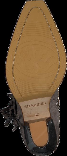 Beige SHABBIES Enkellaarsjes 183020137  - large