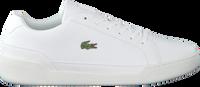 Witte LACOSTE Sneakers CHALLENGE  - medium