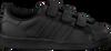 Zwarte ADIDAS Sneakers SUPERSTAR FOUNDATION - small
