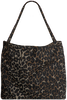 Bruine STUDIO NOOS Shopper BROWN JAGUAR MOM-BAG  - small