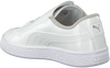 Witte PUMA Sneakers BASKET CRUSH PATENT AC  - small