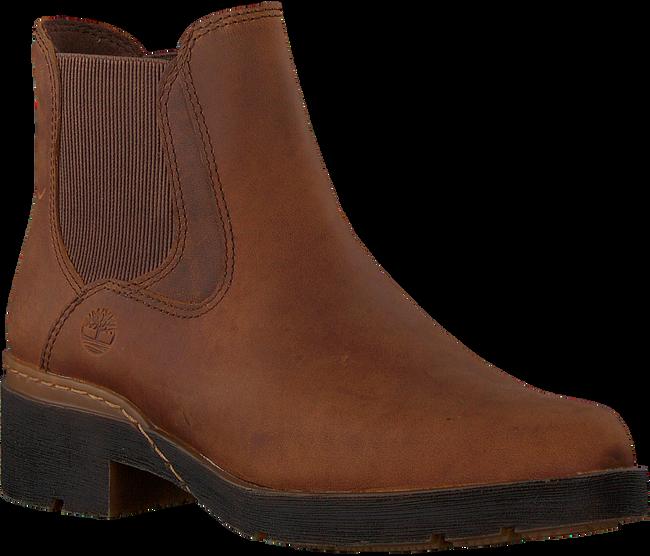 Cognac TIMBERLAND Chelsea boots GRACEYN CHELSEA  - large