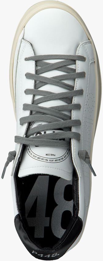 Witte P448 Lage sneakers RE:NEW JOHN MEN - larger