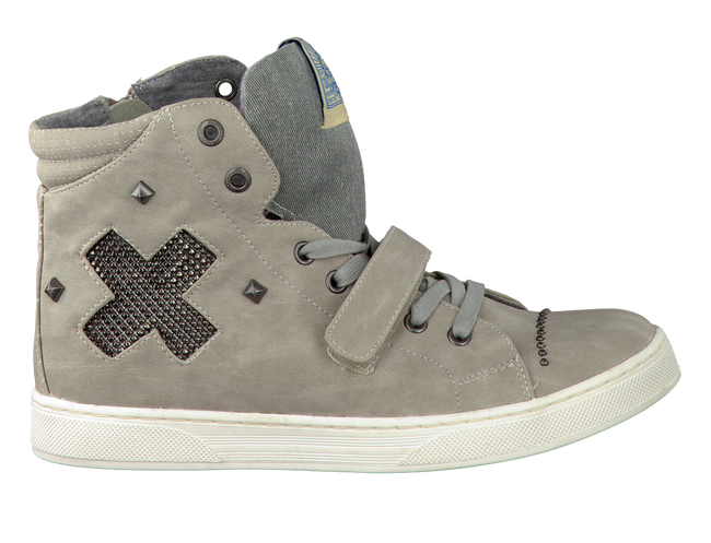 Grijze BULLBOXER Sneakers 13AEF5322  - large