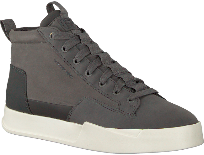 Grijze G-STAR RAW Sneakers RACKAM CORE MID - large