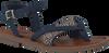 Blauwe TOMS Sandalen WM LEXIE SAND  - small