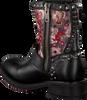 Zwarte ASH Biker boots TRIANA DESTROYER  - small