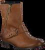 Cognac TOMMY HILFIGER Biker boots A1385VIVE 23A  - small