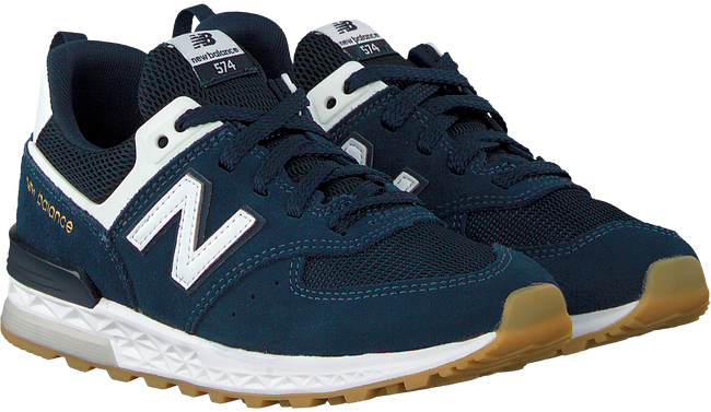 Blauwe NEW BALANCE Sneakers PS574 - large