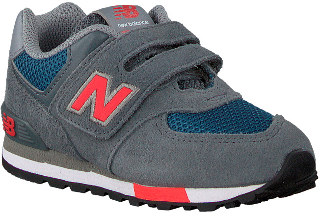 Grijze NEW BALANCE Sneakers IV574/YV574 M  - large