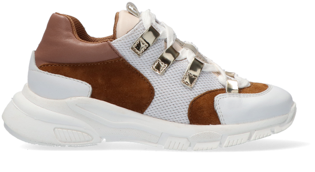 Witte CLIC! Lage sneakers CL-9855  - large