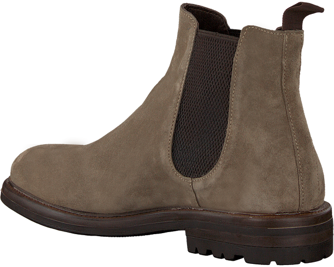 Taupe MAZZELTOV Chelsea boots 4146  - large